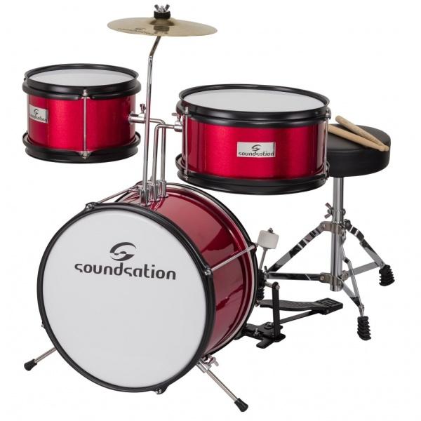Soundsation Junior drum kit  JDK313-MR