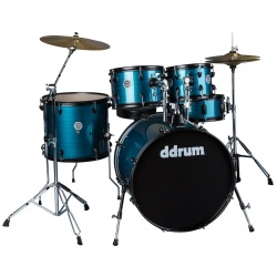 Ddrum 5-Piece Drum Set D2P-BPS