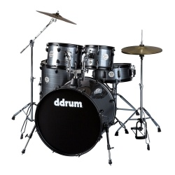 Ddrum 5-Piece Drum Set D2P-GPS