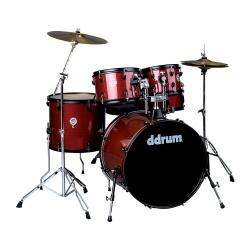 Ddrum 5-Piece Drum Set D2P-RPS