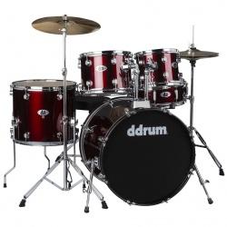 Ddrum 5-Piece Drum Set D2-BR