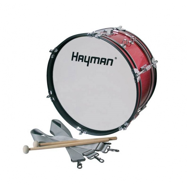 18'' Hayman junior marching bass drum JMDR-1807