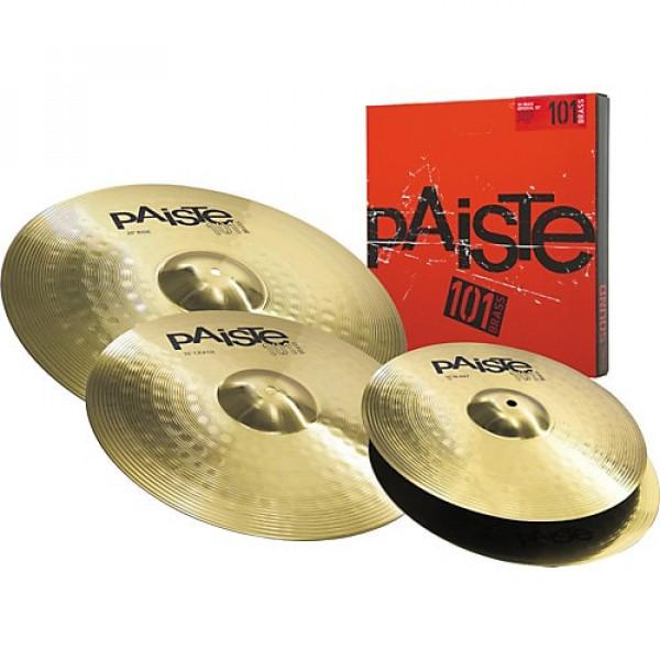 Paiste 101 Universal Cymbal Set 14/16/20
