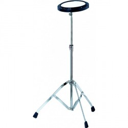Practice Drum Pad with a Stand TR-3