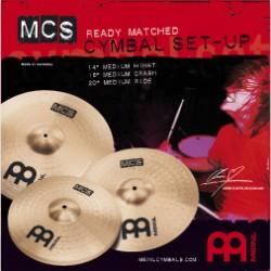 Cymball Meinl MCS set