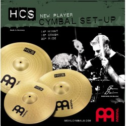 Cymball Meinl HCS Set