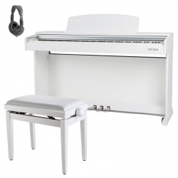 Digital piano Gewa DP-300WH-Set