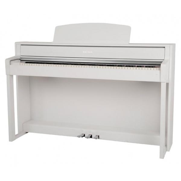 Digitālās klavieres Gewa UP-380G WH