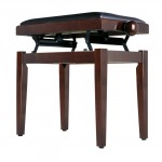 Piano bench SBH-100P-RW