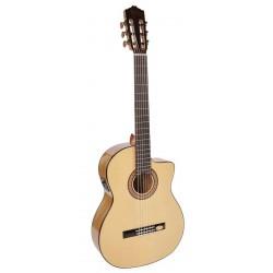 Salvador Cortez flamenco guitar CF-55CE