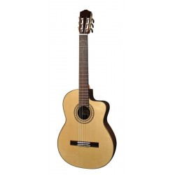 Salvador Cortez Classic Guitar CS60CE