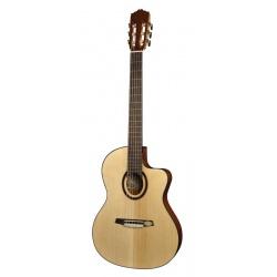Klasiskā ģitāra ar elektroniku Salvador Cortez CS-205