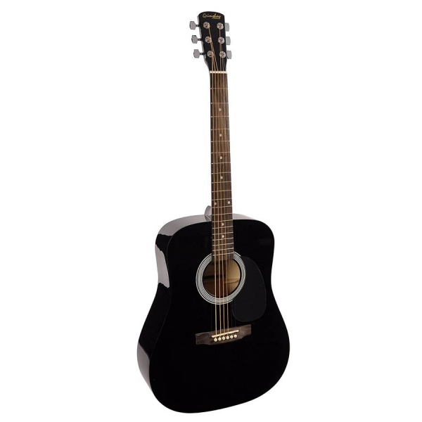 Nashville Acoustic Guitar GSD-60-BK