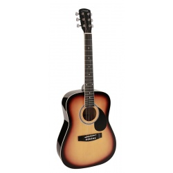 3/4 Acoustic Guitar Nashville GSD-6034-SB