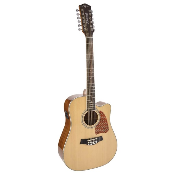 Richwood 12-string electro-acoustic guitar RD-17-12CE