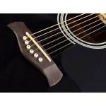 Richwood Acoustic Guitar RD-12-BK