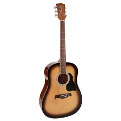 Richwood Acoustic Guitar RD-12-SB