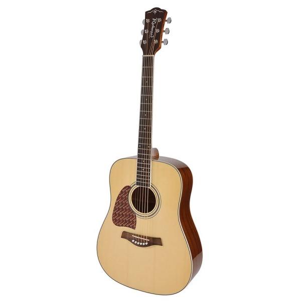 Akustiskā ģitāra kreiļiem Richwood RD-17L