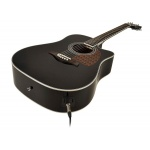 Elektro-akustiskā ģitāra Richwood RD-17-CEBK