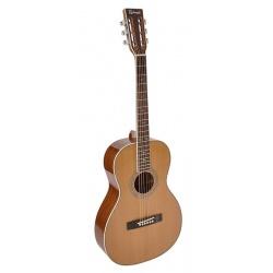 Richwood Parlor blues guitar RV-70-NT