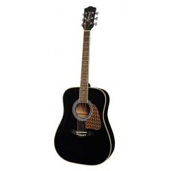 Acoustic Guitar Richwood RD-16 BK