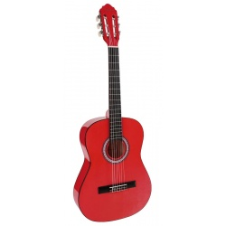 3/4 Classical Guitar Salvador CG-134-RD
