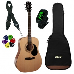 Cort Acoustic Guitar Kit AD810 OP-SET