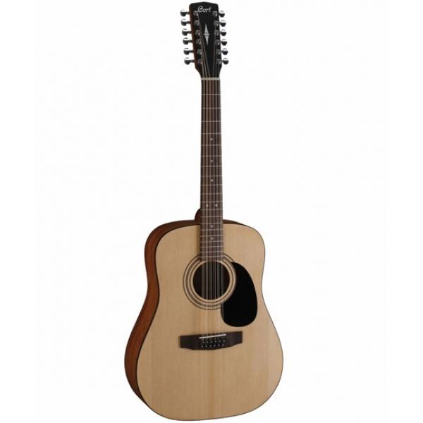12-String Acoustic Guitar Cort AD810-12 OP