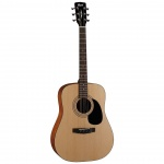 Acoustic Guitar Cort AD810 OP