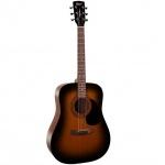 Cort Acoustic Guitar Kit AD810 SSB-SET