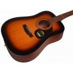 Acoustic Guitar Cort AD810 SSB