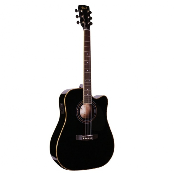 Cort Electro-acoustic guitar AD880CE BK