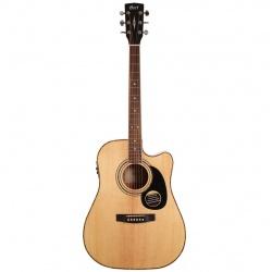 Elektro-akustiskā ģitāra Cort AD880CE NS