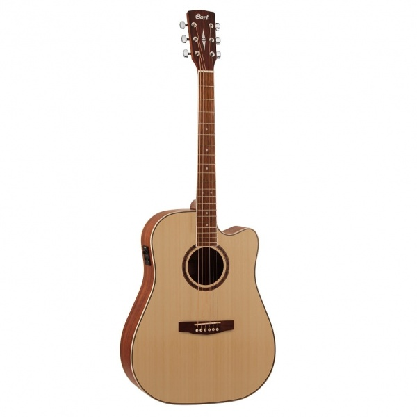 Cort Acoustic Guitar AD890CF-NT