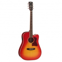 Elektro-akustiskā ģitāra Cort AD-FMCE