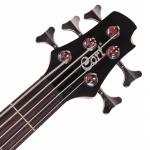 Bass Guitar Cort Action Bass V Plus BK