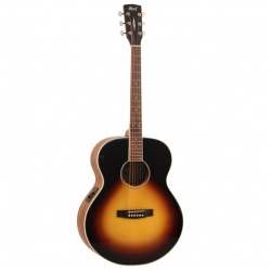 Cort Jumbo acoustic-electric guitar CJ-ME
