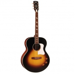 Cort Jumbo acoustic-electric guitar CJ-Retro-VSM