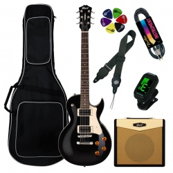 Cort Electric guitar CR100BK-Set