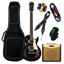 Cort Electric guitar CR100BK-Set