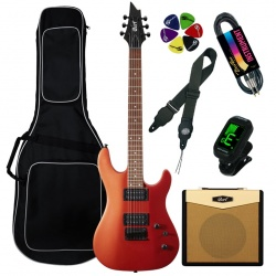 Cort Electric Guitar Kit KX100-IO-Set