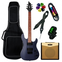 Cort Electric Guitar Kit KX100-MA-Set