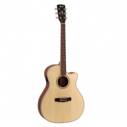 Cort Acoustic Guitar with electronics GA-MEDX OP
