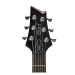 Elektriskās ģitāras komplekts Cort M200BK-Set