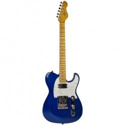 Dean Zelinsky Electric guitar DELCS-M-Z-TBU