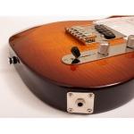 Dean Zelinsky Electric guitar DELCS-R-Z-VSB