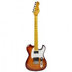 Dean Zelinsky Electric guitar DELCSQT-M-Z-VSB