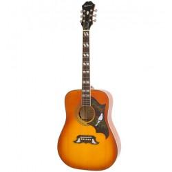 Elektro-akustiskā ģitāra Epiphone Dove Pro