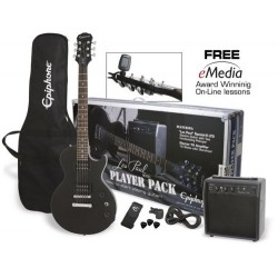Epiphone Les Paul Player Pack EB