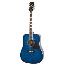 Akustiskā ģitāra Epiphone Hummingbird Artist BB